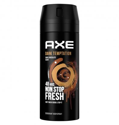 DESODORANTE AXE DARKTEMPTATION 150 ML