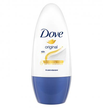 DESODORANTE DOVE ROLL-ON ORIGINAL 50 ML