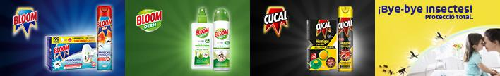 Insecticides Bloom i Cucal