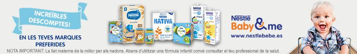 Gamma Junior de Nestlé