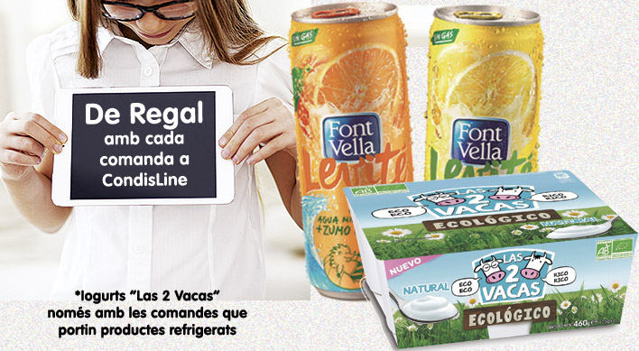 Lot de productes de regal